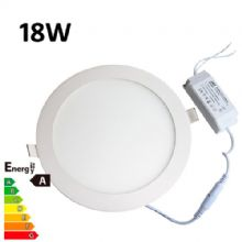JSG Accessories® LED Round Recessed Ceiling Panel down Light Ultra-slim Lamp Ultra-Thin 18W